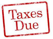 Taxes due-2016